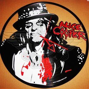 Other - Vinyl record clock ALICE COOPER